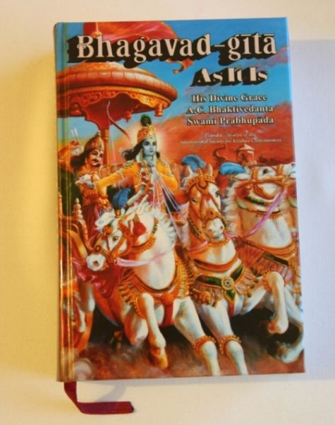 Bhagavad-gita As It Is [Original 1972 print]